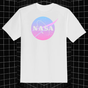 remera nasa pintura pastel aesthetic